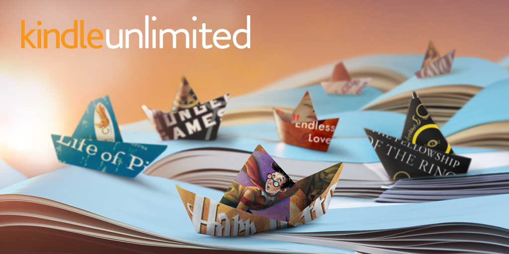 Que es Kindle Unlimited