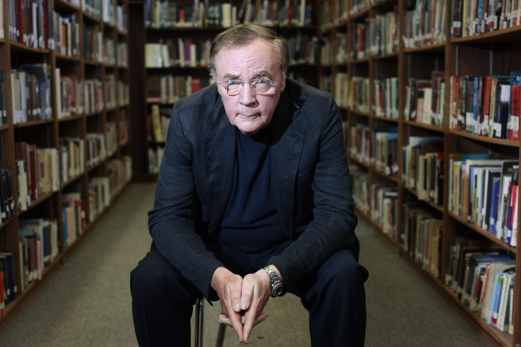 1 - James Patterson